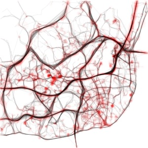 map of lisbon's traffic